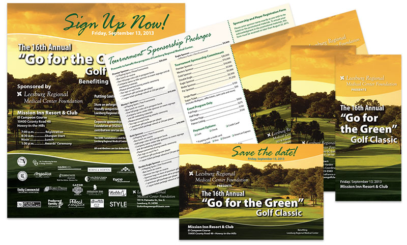 LRMC go for green golf classic
